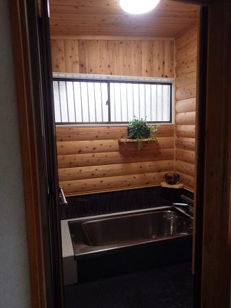 明智邸浴室