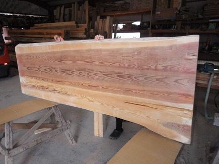 菊地テーブル天板 (1)