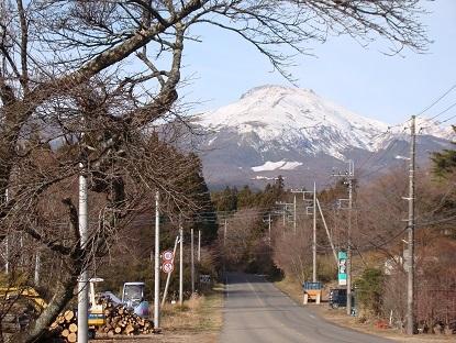 相鉄からの那須山