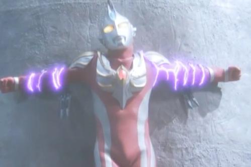 ウルトラマンマックスが拘束&エネルギー切れで敗北するやられ