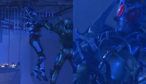 ヒーロー敗北!仮面ライダーガタックが最終決戦でやられてしまう