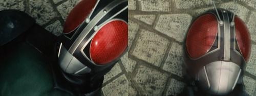 仮面ライダーブラックRXが敵の罠にはまってエネルギー源をやられる