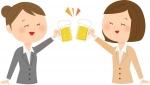 無料画像 ビールで乾杯