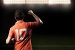 無料画像 サッカー 赤いユニフォーム