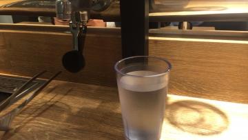給水タップ