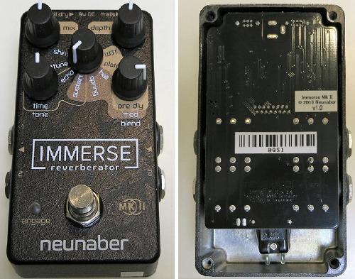 ヌーネイバー Immerse Reverberator MkⅡ