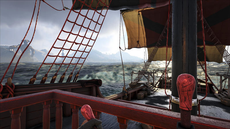 「ATLAS」いかだとボート・船の方向を制御および変更する操作法「アトラス」