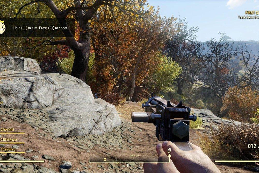 『フォールアウト76』手足・頭胴のダメージ重傷部位ペナルティの内容+防具耐性一覧(Fallout 76)