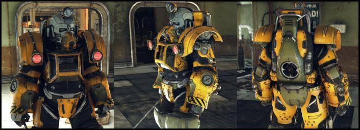 『フォールアウト76』+100重量UP 掘削機パワーアーマーのクラフト・作成法!(Fallout 76)