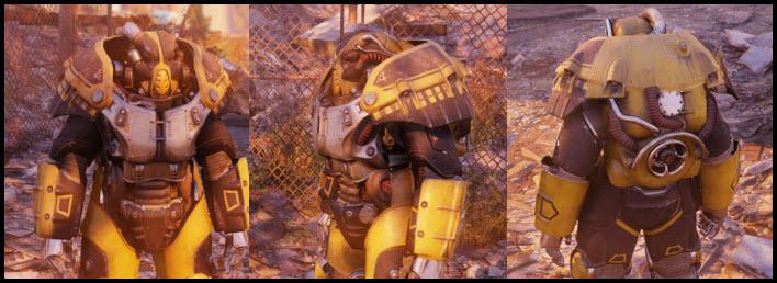 『フォールアウト76』強力な防具プロトタイプX-01パワーアーマーのクラフト・作成法!(Fallout 76)