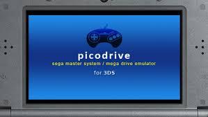 CFW導入済み3DSでメガドライブのROMを起動可能にするエミュソフト『PicoDrive for 3DS』の設定方。