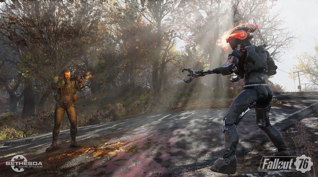 『フォールアウト76』操作方法&設定 PS4・PC版 平和主義モードや視点変更・○・☓の割当変更(Fallout 76)