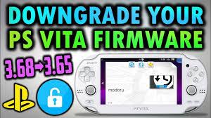 【PlayStation Vita】ダウングレードツールModoru導入・設定 3.68-3.60にバージョンダウン可能!3.69にも見込みが!