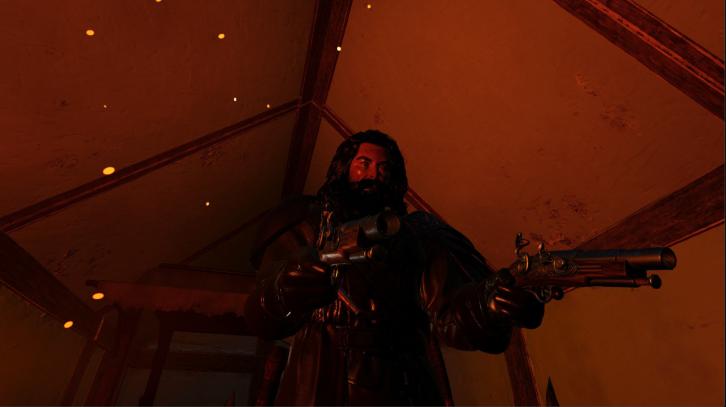 「ATLAS」海賊必須!銃火器をクラフト・スキルアンロック ピストルを入手せよ「アトラス」