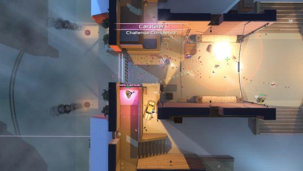 見下ろし型シューター『Geneshift』Steamで無料配布中