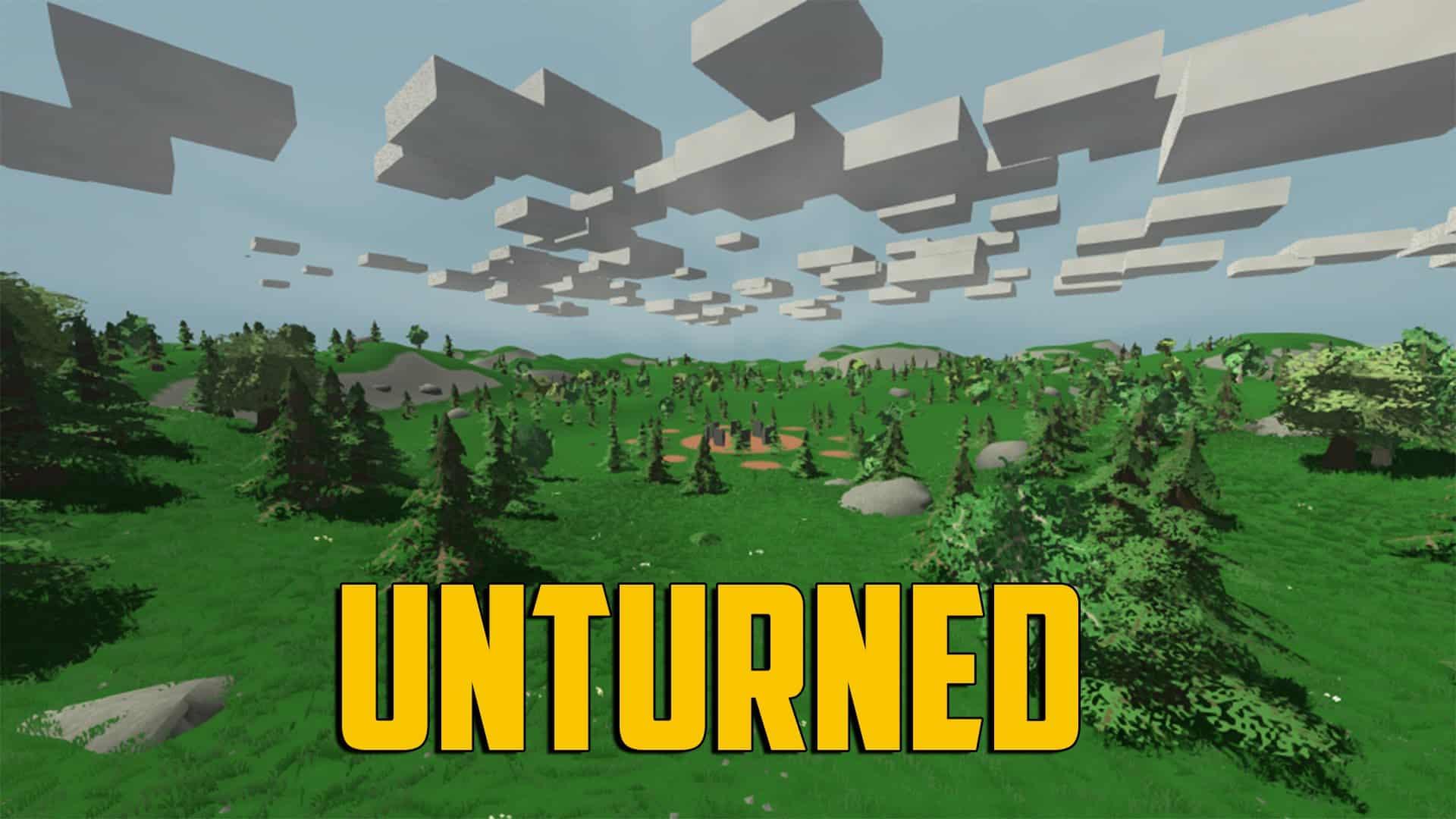 無料ゾンビサバイバル『Unturned』の日本語化やり方・設定方