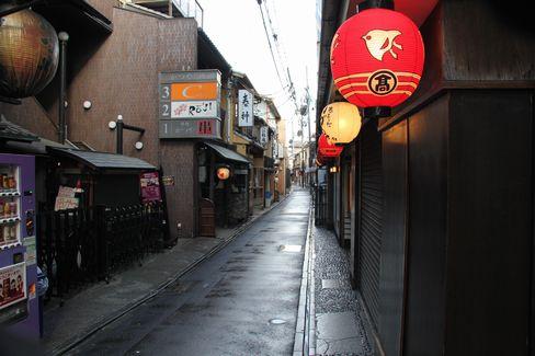 先斗町通り_H26.12.06撮影