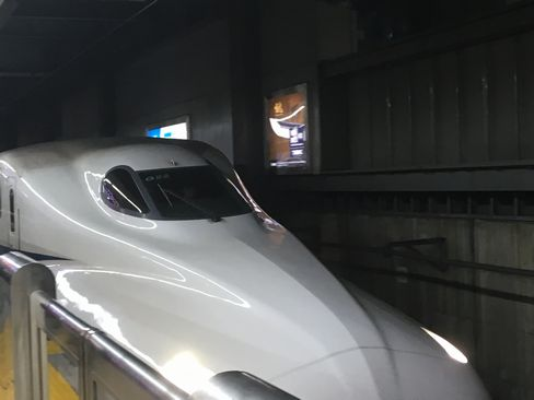 のぞみ415号新大阪行_H31.02.07撮影