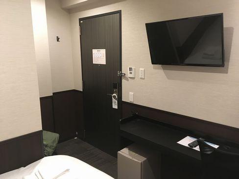 ホテルエクセレンス・京都駅西店・室内_H31.02.08撮影