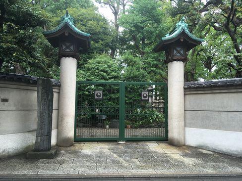 伊藤博文公墓所_R01.06.22撮影