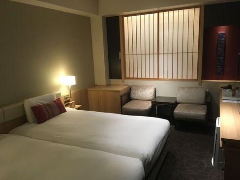 三井ガーデンホテル京都新町別邸・客室内_R01.07.14撮影