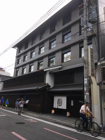 三井ガーデンホテル京都新町別邸_R01.07.15撮影