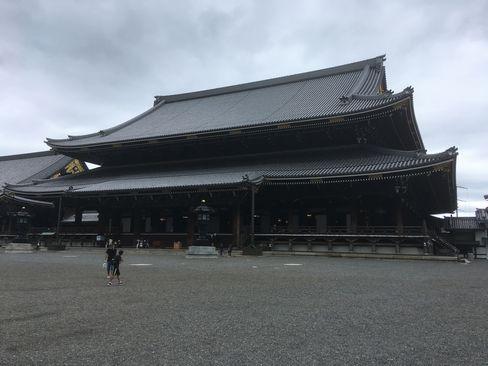 東本願寺・御影堂_R01.07.15撮影