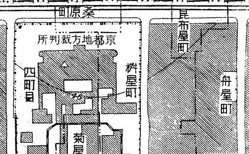 桑原町_昭和10年(都市計画)