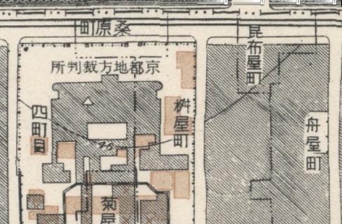 桑原町_昭和28年(都市計画)