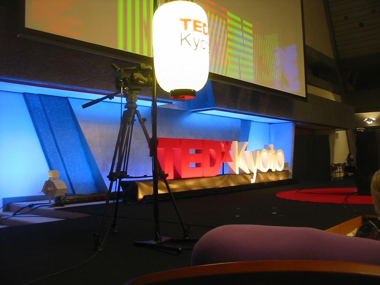 TEDx京都1