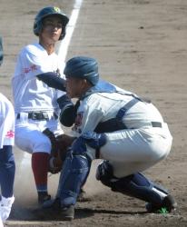 191005-22大島本塁アウト