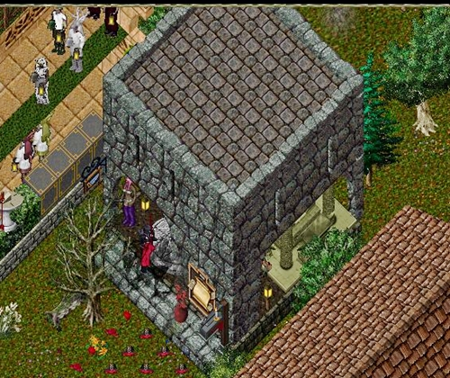 YewのGate北ハウスを弄りました。