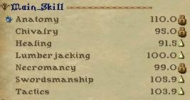 戦士6-スキル値