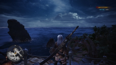 冒険の始まり(´・ω・`)