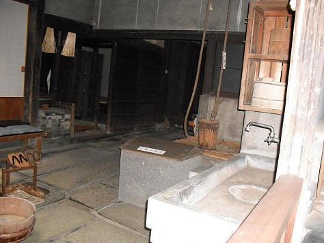 野崎邸の井戸