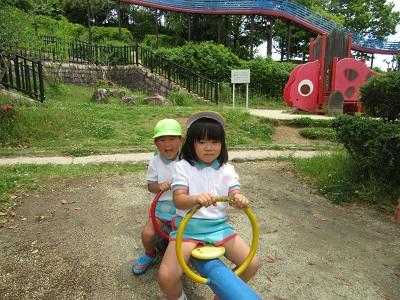 令和5月 年中園外保育IMG_7767