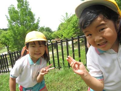 令和5月 年中園外保育IMG_7930