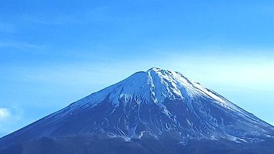 富士山2018年