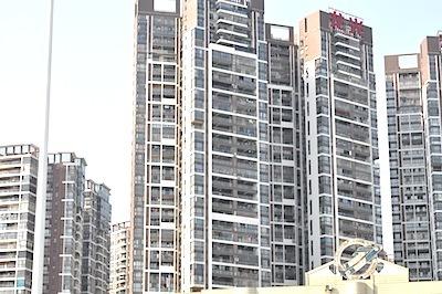 中国の都市開発