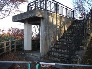 181025滝の沢展望台
