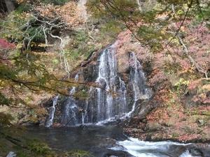 181108不動の滝