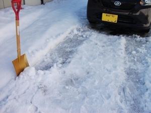 190221轍雪割り