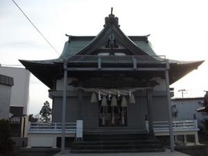 190418拝殿