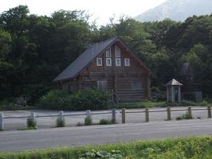 190613ログハウス