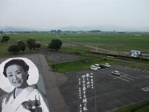 190711田んぼを眺める