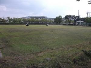 190725緑の広場芝刈り