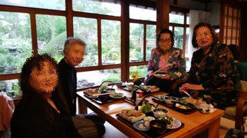 180921 摘み菜カフェ