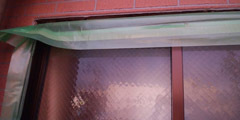180930 夕方窓枠2