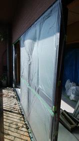 181001 東全面窓撤去1