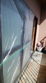 181001 東全面窓撤去3